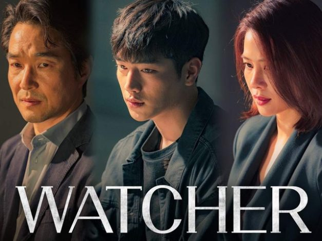 Watcher <ウォッチャー>   役者ソ・ガンジュンssiに👏